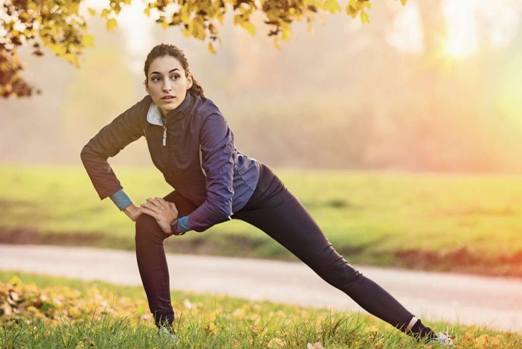 Why you should exercise during winter