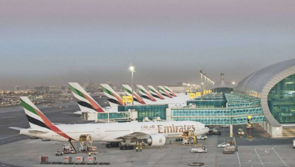 DXB retains number one title