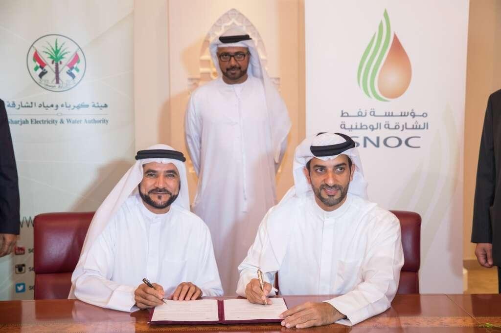 SNOC, Sewa sign deal for power generation - News   Khaleej Times