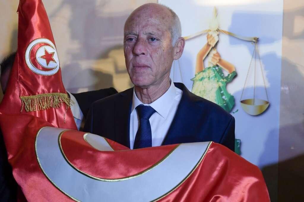 Saied, Kais Saied, Tunisia, president