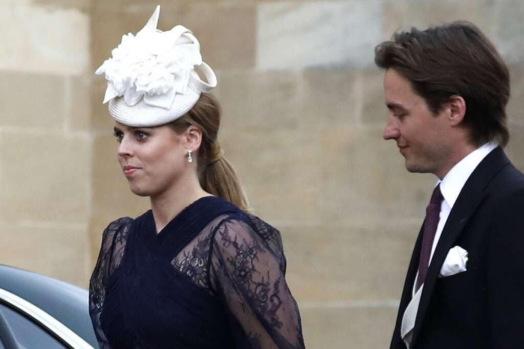 Uk S Prince Andrew S Daughter Beatrice Weds In Private Ceremony