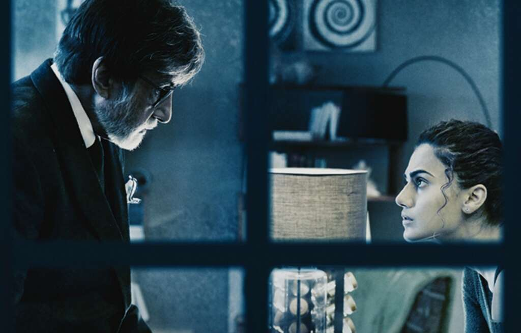 Badla review: Amitabh Bachchan, Taapsee grip in this pacy thriller