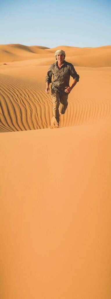 Italian to explore the UAE desert on foot