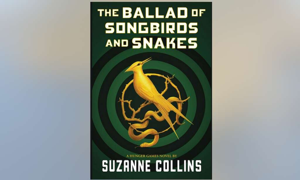 Suzanne Collins, The ballad of songbirds and snakes, film adaptation