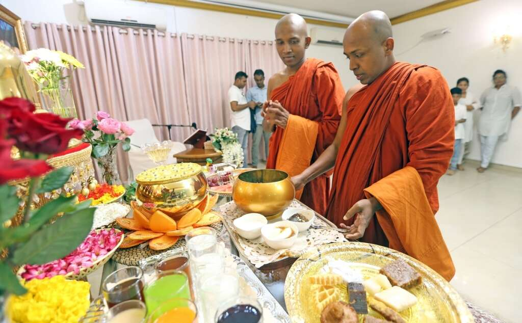 The Mahamevnawa Buddhist Monastery reinforces the UAEs dedication to integrate minority communities
