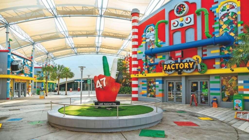 Theme parks, entertainment scene to boost Dubais tourism targets