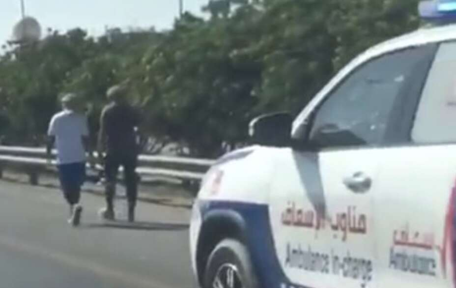 Video: Dubai Police escort Emiratis on National Day pan-UAE walk