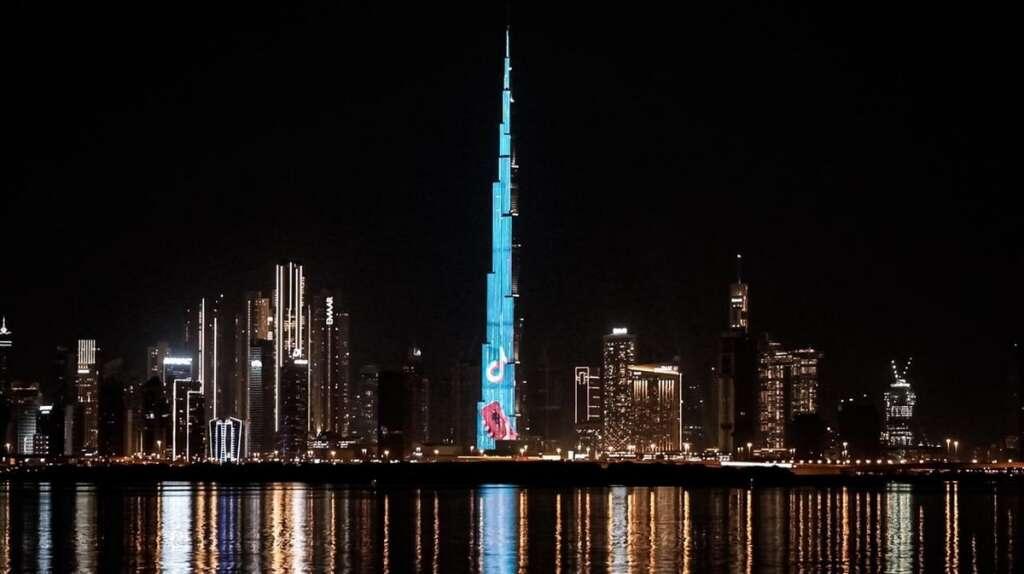 TikTok, Burj Khalifa, honours, top 10 creators of the year, #2020MakeAWish campaign