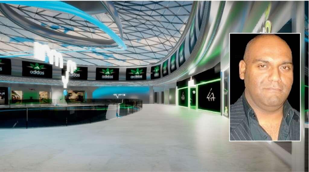 The Glu to virtual reality concept