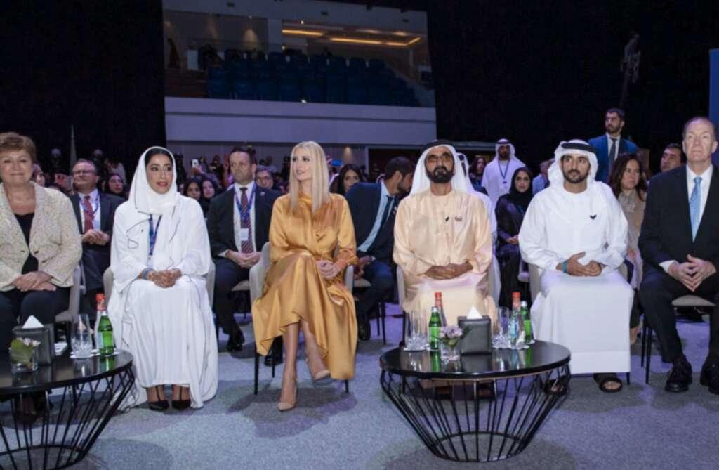 Global Women Forum Dubai, GWFD, Dubai, Ivanka Trump