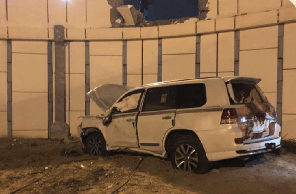 UAE road accident, Abu Dhabi, Bani Yas Bridge, UAE National day
