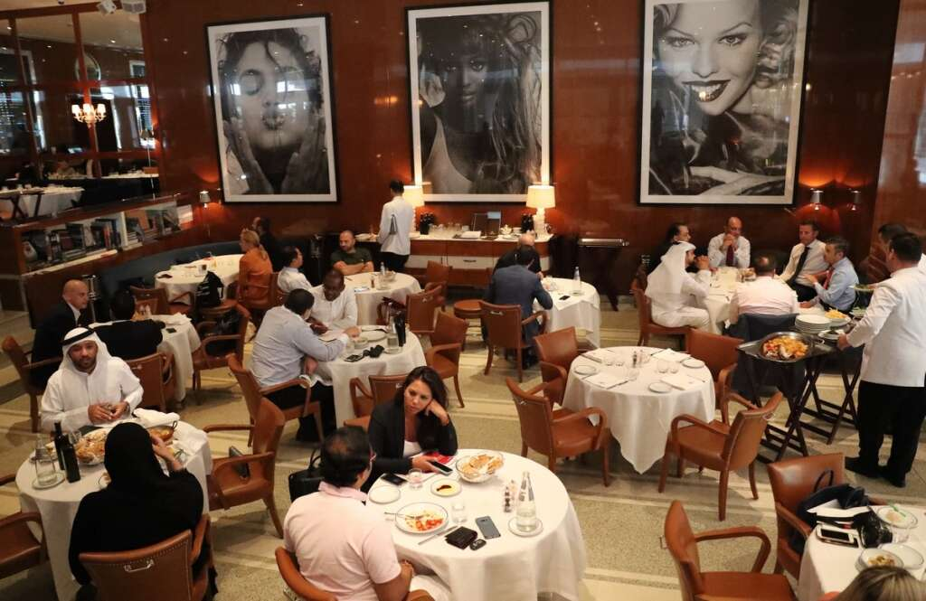 Expo-nential appetite: UAE restos see Dh2B onsite sales at 2020 showpiece