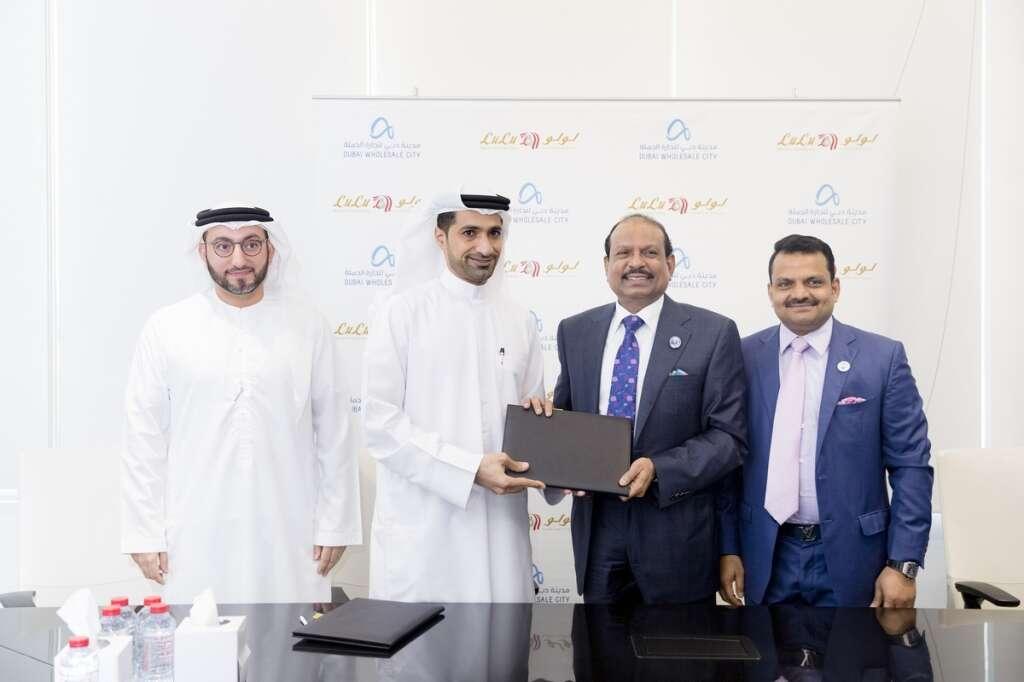 LuLu to set up Dh300 million logistics hub in Dubai - Khaleej Times