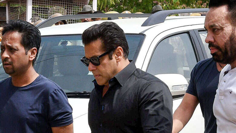 Salman Khan gets bail, can't leave country without court nod