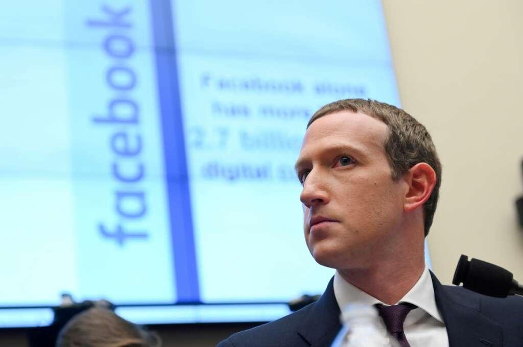 Facebook, chief, Mark Zuckerberg, tell, anti-trust, hearing, rules, of, internet, need, updating