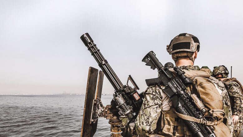 US, UK boost naval presence in the Arabian Gulf - Khaleej Times