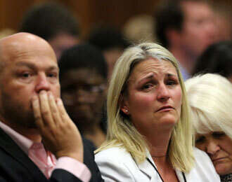 Reeva Steencamp's family shocked at Pistorius verdict