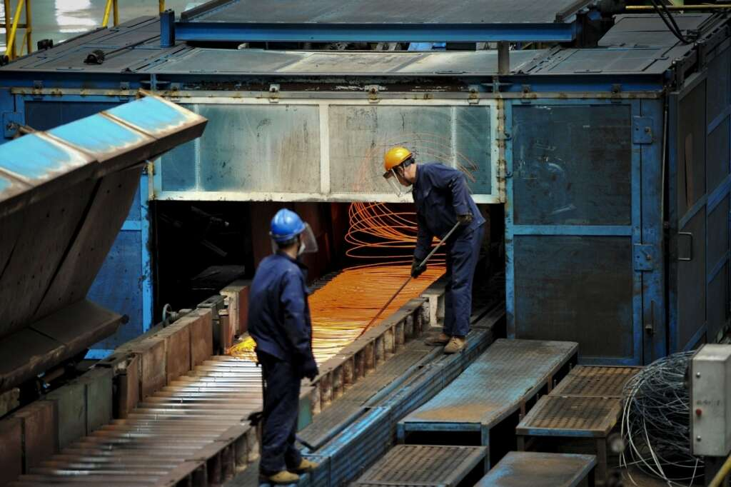 China investors to build $10B metallurgical complex in South Africa