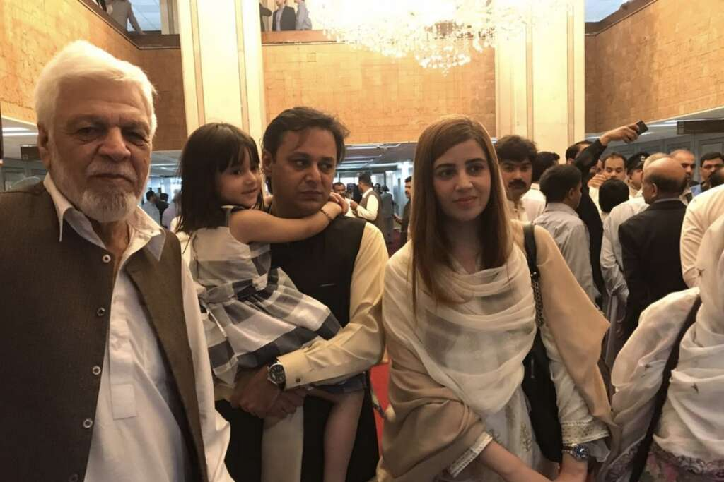 Pakistan's newly-elected parliament begins