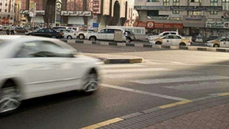 uae police officer, abu dhabi cop, cop, policeman, kills, killed, reckless driver, run over, accident
