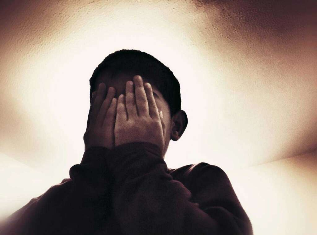 Boy, found, living, rubbish, missing school, six months,