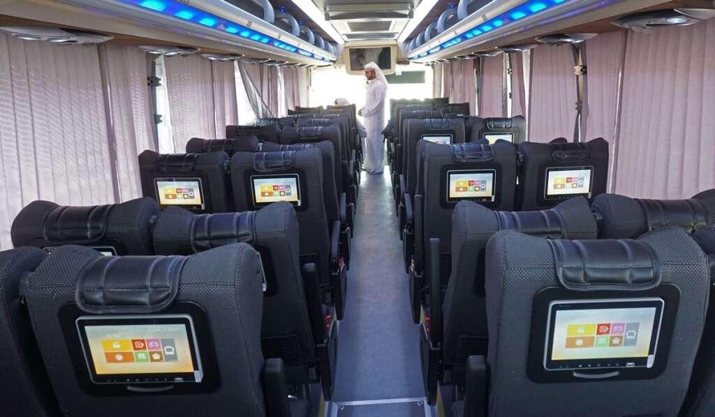 Dubai To Ajman In Dh12 With Free Wifi And Movies Khaleej Times