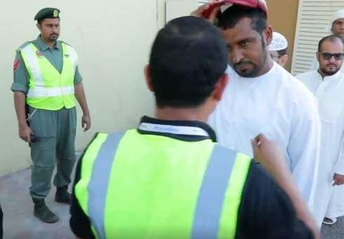 Up to Dh30,000 fine for carrying white weapons in UAE
