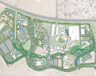Dh10b theme parks in Jebel Ali