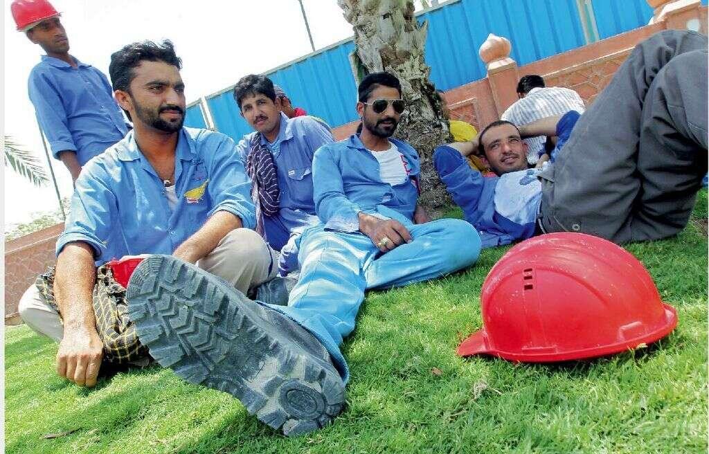 UAE workers to get mandatory midday break