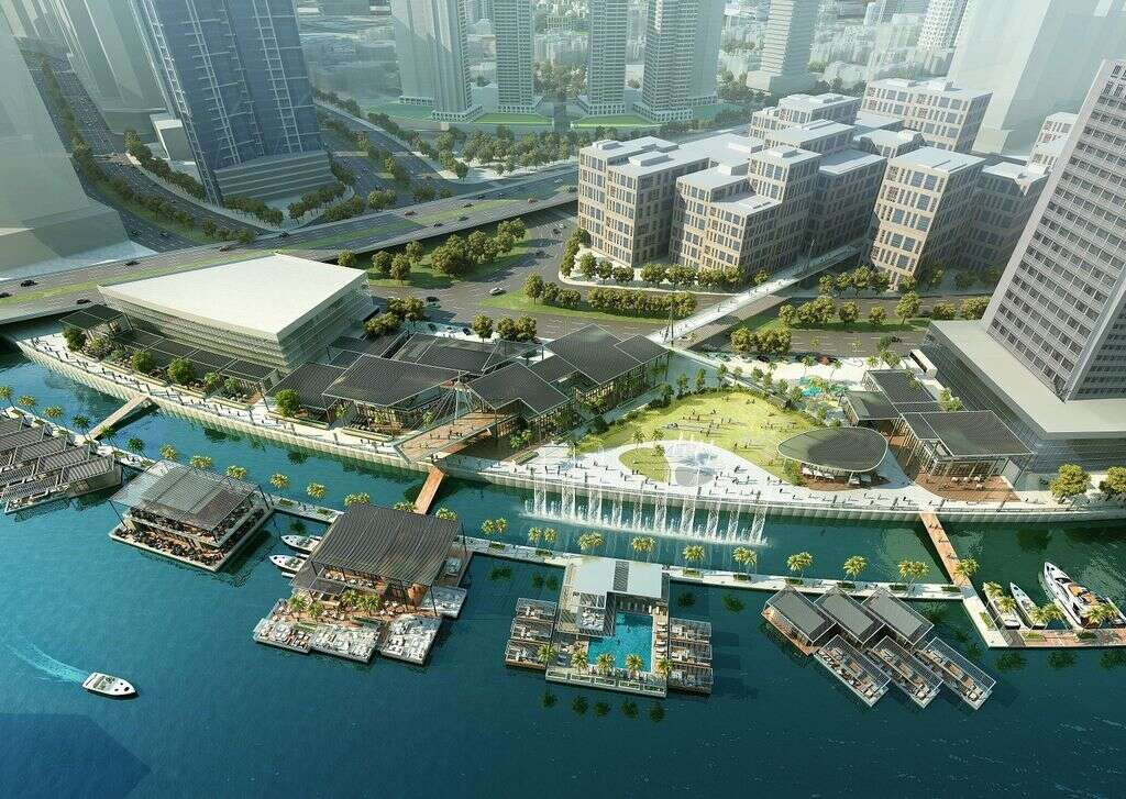 Dubai Water Canal: All that you need to know