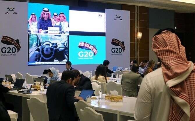 G20, Saudi, coronavirus