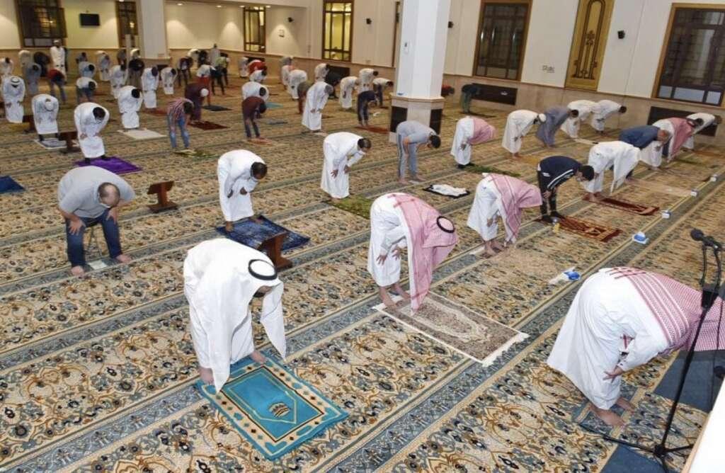 Saudi Arabia, Friday sermons, coronavirus prevention