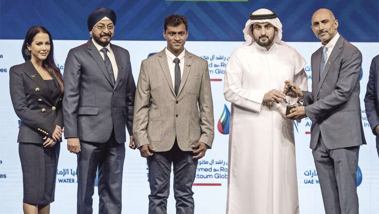 Suqia awards $1 million for global water crisis solution in Dubai