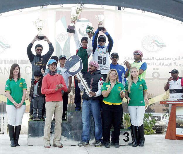 Niac Armor wins Endurance Cup