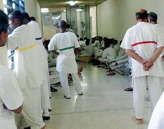 Dubai jail inmates go on hunger strike