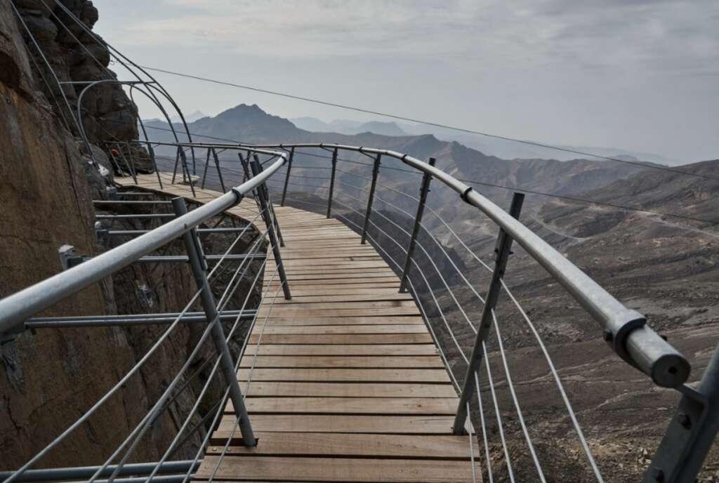 UAE highest mountain, Jais Adventure, Ras Al Khaimah, Jais Adventure Peak Jais Sky Maze