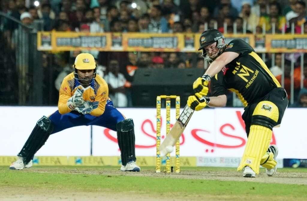 Kerala Kings draw first blood in T10 battle
