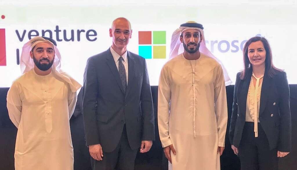 DFF, Microsoft to empower tech startups
