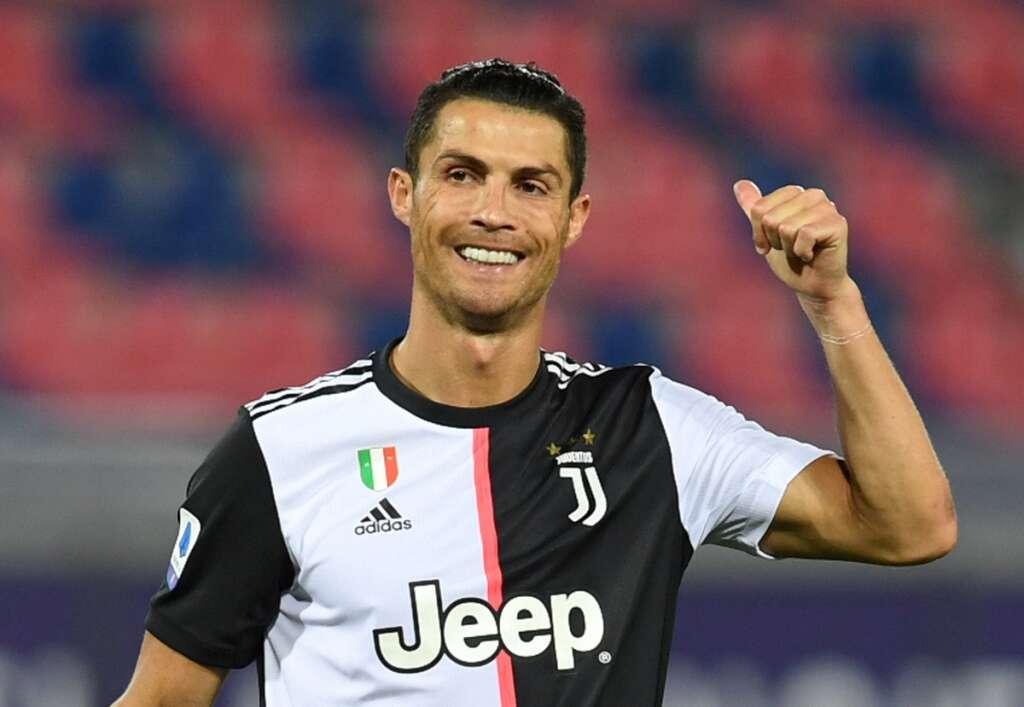 Cristiano Ronaldo, penalty, Juventus, Serie A, 2-0 win, Bologna, Maurizio Sarri, Italy