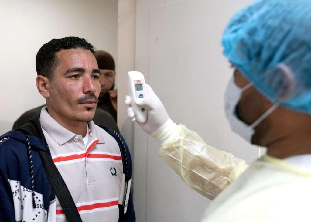 Covid-19, Kuwait, seven, coronavirus, diagnosed