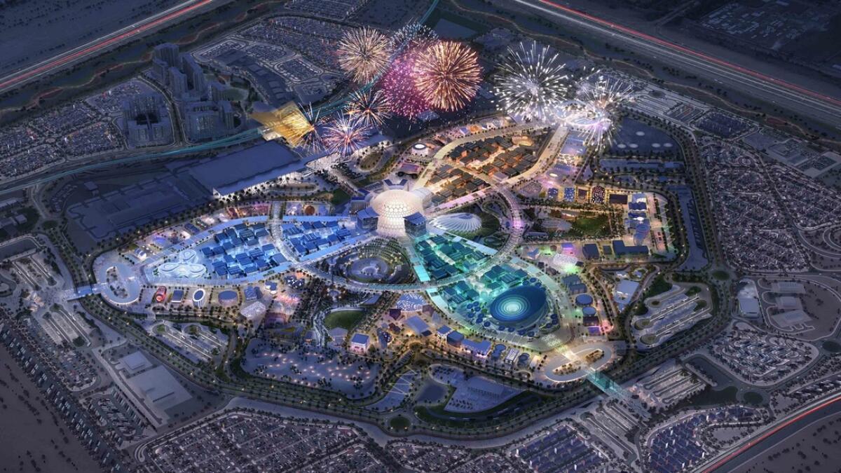 Dubai Expo 2020, Sheikh Mohammed, pavilion, theme, October 20, 2020, UAE, BIE, Emirati