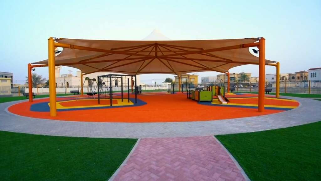 Photos, Dubai, built, 70 new parks, playgrounds, this year