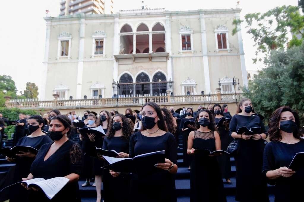 Lebanon, Beirut, concert, blast, victim, Sursock