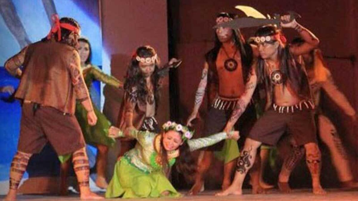 Philippine history to be presented in a musical in Dubai