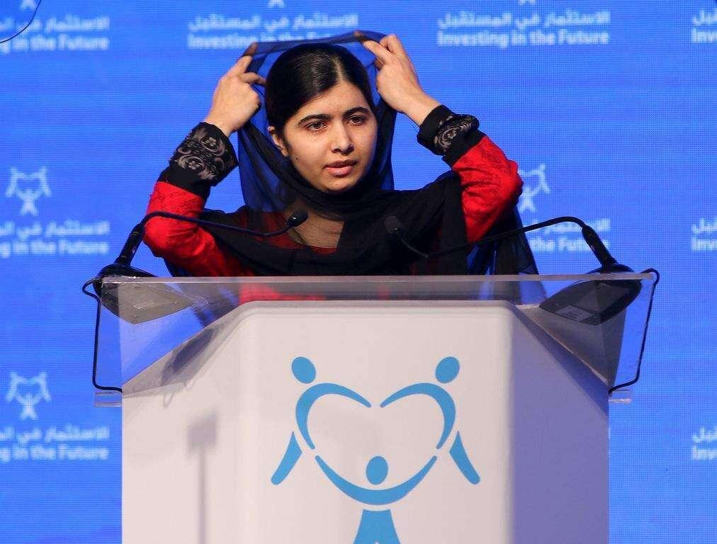 I want to be PM of Pakistan: Malala Yousafzai