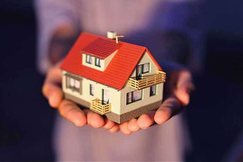 Three houses have already been sold off.- Alamy
