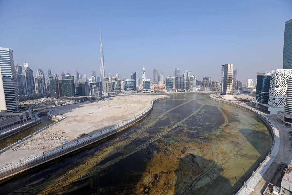 Dubai Water Canal all set to make a splash next month