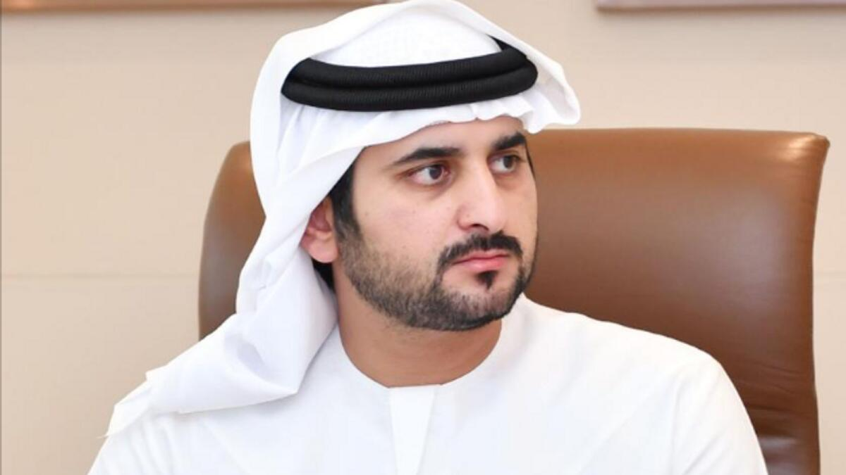 Sheikh Maktoum bin Mohammed bin Rashid Al Maktoum chaired a meeting of the General Budget Committee at the Expo 2020 Dubai venue.