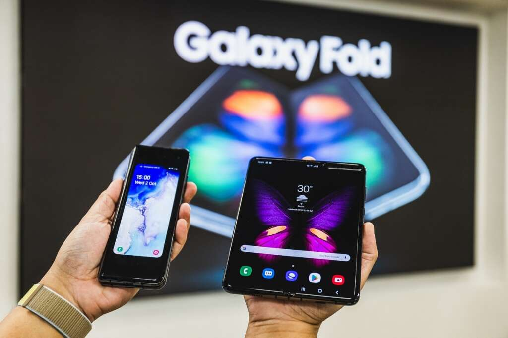 Review: Samsung Galaxy Fold specs and price in UAE