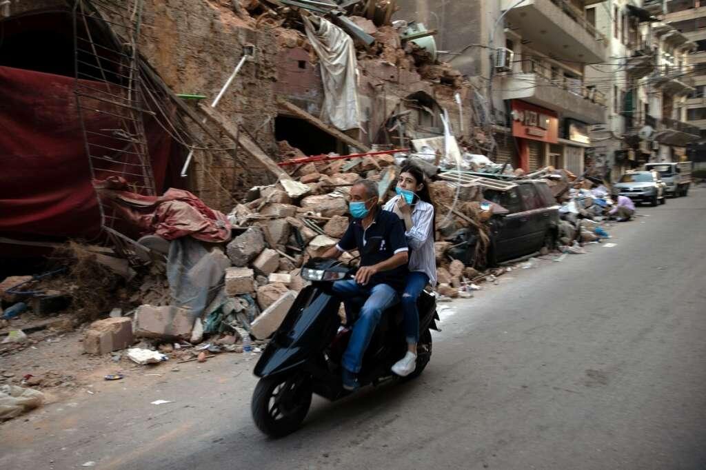 Lebanon, Beirut, UN, blast, poverty